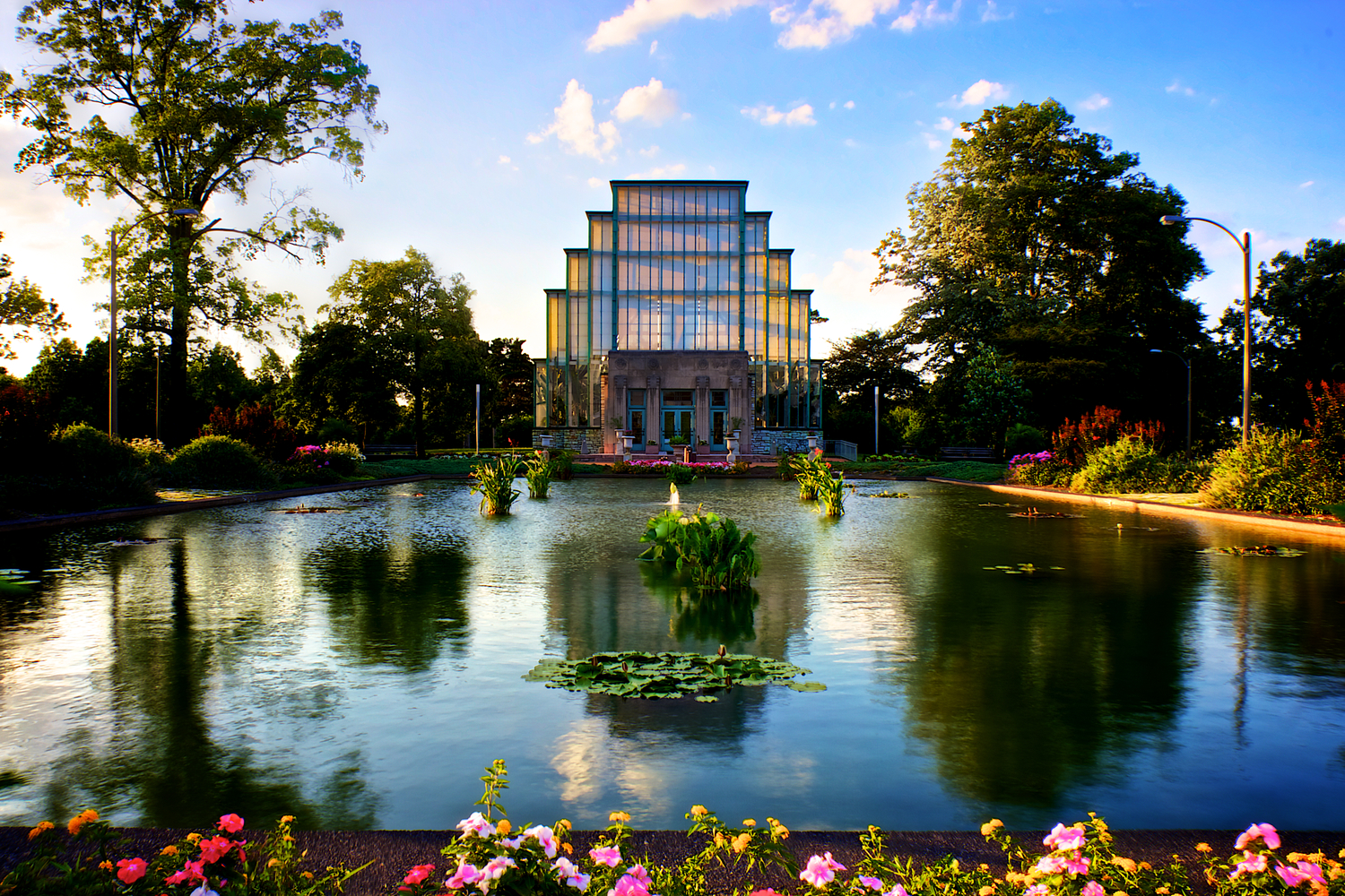Jewel Box | Forest Park Forever