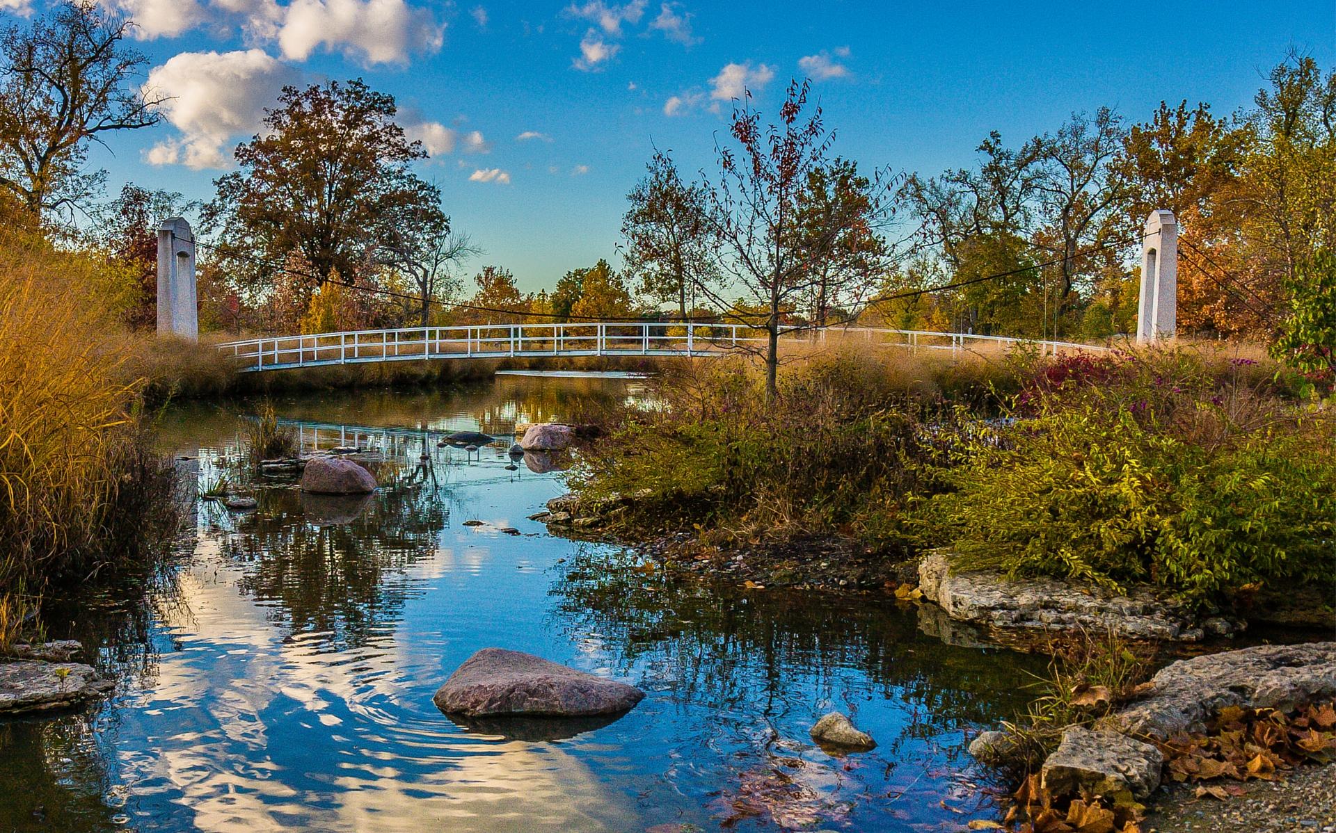 Picnic Island | Forest Park Forever