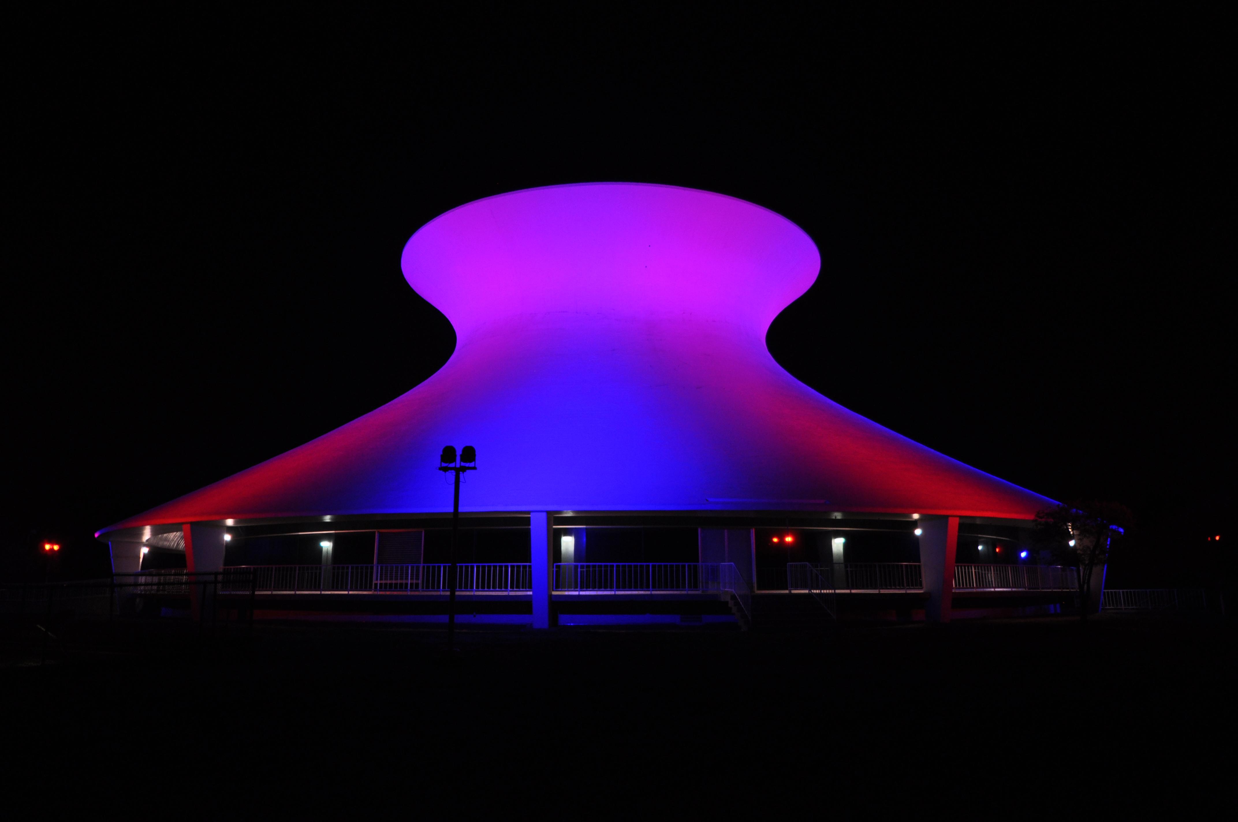 james s  mcdonnell planetarium