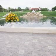 ForestPark Forever Brick Paver Plaza