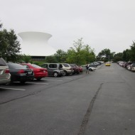 James S. McDonnell Planetarium Lot