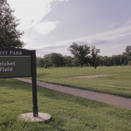 Cricket Field in Forest Park