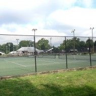 Forest Park Dwight Davis Tennis Center