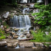Cascades Photograph by Randy Allen