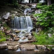Cascades Photograph by Randy Allen