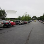 James S. McDonnell Planetarium Lot