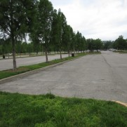 Visitor Center Parking Lot