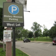 Missouri History Museum Parking West