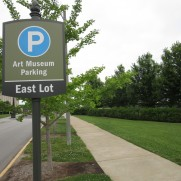 Saint Louis Art Museum East Parking