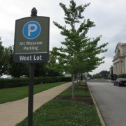 Saint Louis Art Museum West Lot