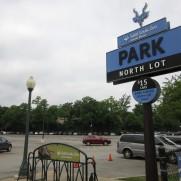 Saint Louis Zoo North Lot (Pay)