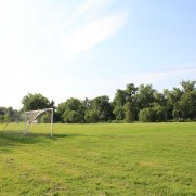 Langenberg Field in Forest Park