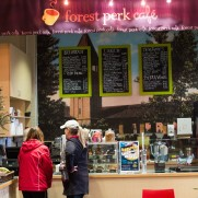 Forest Perk Café