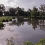 Lake Eisenhower in Forest Park